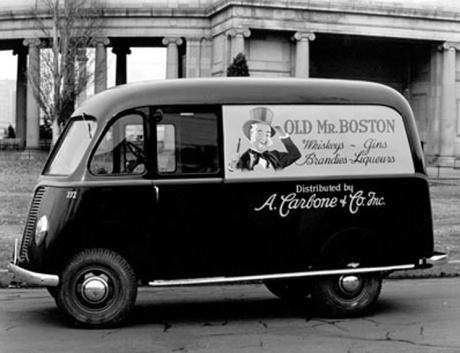 A Carbone & Co. Delivery Van, circa 1940s