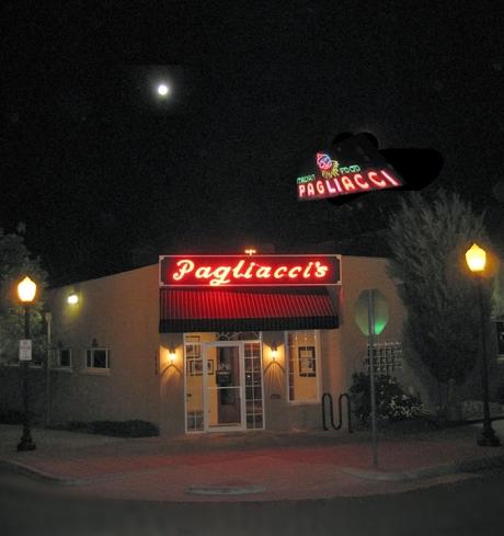 Pagliacci's Italian Restaurant
